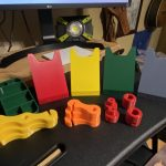 3D Printed Amateur Radio Parts now Available